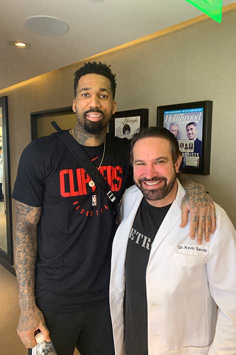 Wilson Chandler photo